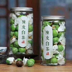 2014贡眉陈皮白茶 💚陈皮白茶💚