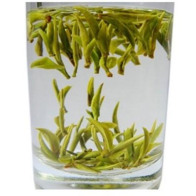 2020新茶安徽源产地大化坪茶叶特一级黄茶正宗霍山黄芽清香型100g