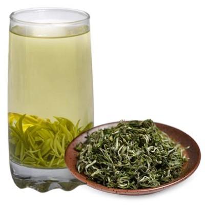 张一元茶叶绿茶2020新茶春茶新绿茶径山茶(明前茶)袋装茶50g