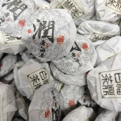 高档福鼎老白茶 润饼老白茶 浓香口感醇厚 250克/罐