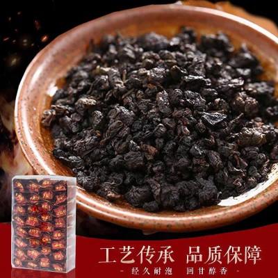 炭焙铁观音浓香型安溪碳焙乌龙茶叶炭烧口味熟茶炭培碳培重火烘焙