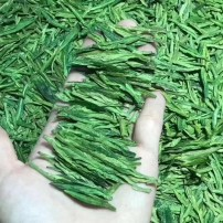 新茶绿茶龙井  特级绿版龙井 口感甘醇100克尝鲜装