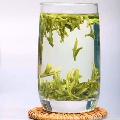 2020明前新茶黄山毛峰高山头采绿茶春茶茶叶特级毛尖手采嫩芽