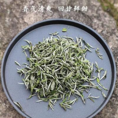 2020年明前白牡丹王散茶500克福鼎白茶礼盒装白茶叶白牡丹茶特级茶叶