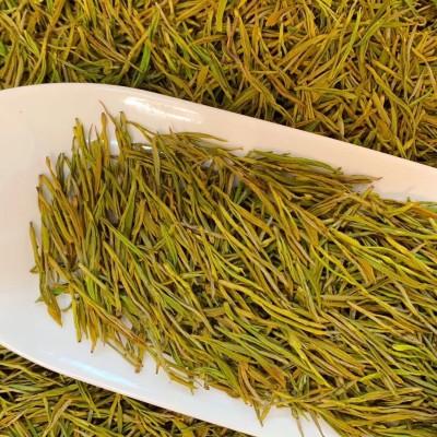 黄金芽新茶精心焙制而成的黄金芽氨基酸含量高于安吉白茶的7%半斤2罐