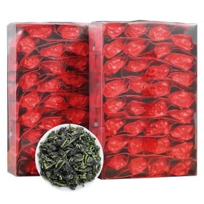 特级新茶安溪铁观音茶叶正味清香型兰花香高山铁观音茶叶