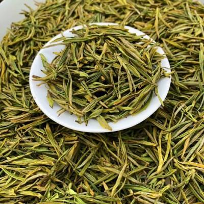 2021年明前安吉白茶黄金芽100克