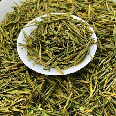 2020年明前安吉白茶黄金芽100克