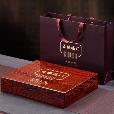 小金罐茶正宗特级金骏眉大红袍肉桂浓香型正山小种红茶茶叶礼盒装