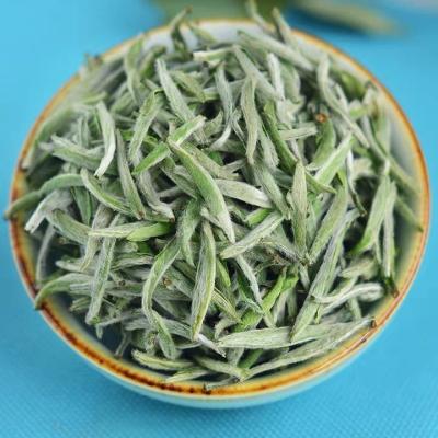 福鼎白茶白毫银针散茶 2020明前小米芽福建高山春茶头采芽500克