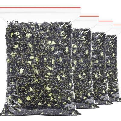2020新茶浓香型茉莉花茶正宗横县口粮茶袋散装500g小白芽