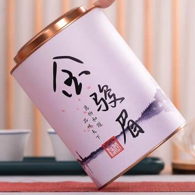 武夷山金骏眉红茶500g浓香型 正宗蜜香黄芽金俊眉散装罐装礼盒装