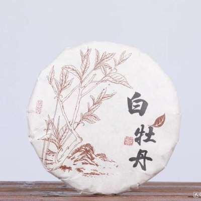 福鼎白牡丹老白茶2017年珍藏版350克