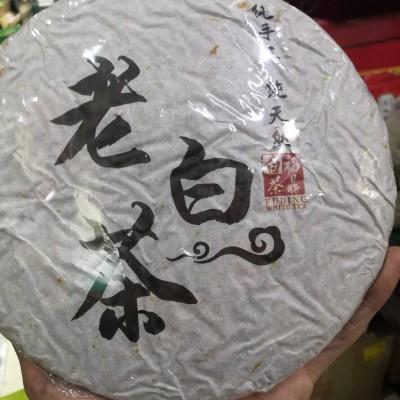 福鼎老白茶原料2012年生产2016
