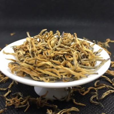 2020明前头道春茶 滇红金丝芽 品质好茶 抢鲜上市500克