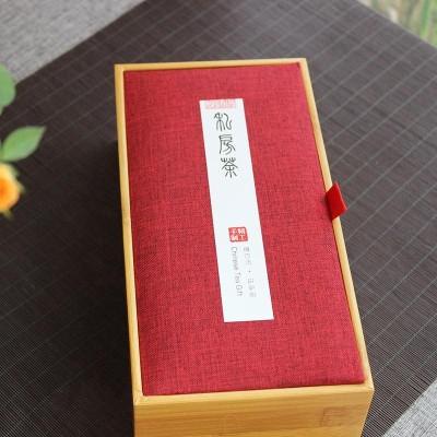 年货伴手礼 云南滇红红茶茶叶散装云南凤庆古树滇红茶25袋×4克装
