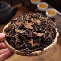 老白茶福鼎寿眉散茶 2013特级250g陈年药香散茶枣香白茶