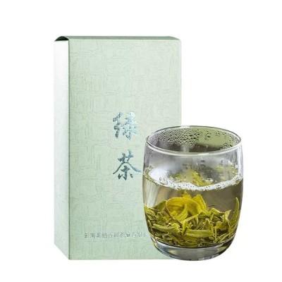 2020年春茶云南绿茶新茶高山毛尖浓香型毛峰茶叶特级银丝250g散装
