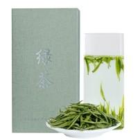 2021年春茶云南雀舌茶高山绿茶茶叶竹叶新茶特级嫩芽单芽青针250g