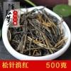 茗纳百川云南凤庆经典58工夫红茶散装特级散茶茶叶 松针滇红500g