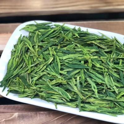 龙井绿茶叶2020年新茶正宗明前杭州西湖绿茶春茶罐装250克
