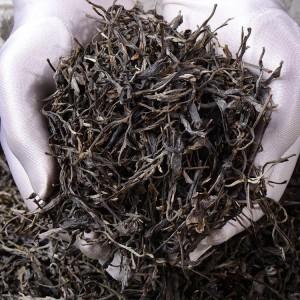 云南普洱茶 2017年布朗山大树春茶 茶叶散茶500克 老班章生茶