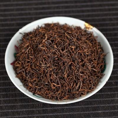 云南普洱茶叶 2014勐海优质茶皇金芽 宫廷 熟茶 散茶 1000克