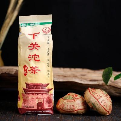 下关沱茶2006年特级沱茶便装500g/条 云南普洱茶生茶正品