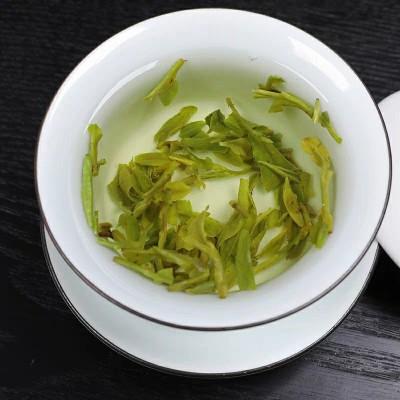 2020年明前龙井特大茶片龙井碎片绿茶新茶叶特级散装粗碎茶片500g