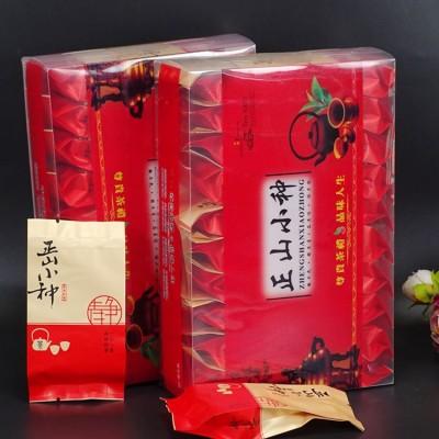 产地直销福建新茶小种红茶正山小种茶叶30小袋PC装一盒150克