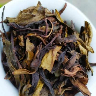 潮州凤凰单枞茶头鸭屎香单丛茶叶粗叶茶头乌岽单枞茶1斤1袋鸭屎香单枞茶头