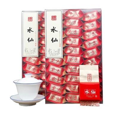新品武夷岩茶大红袍茶叶肉桂奇兰老枞水仙茶小泡袋礼盒装散装500g