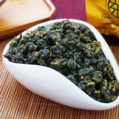 奶香乌龙台湾高山茶叶阿里山茶原装进口特级2020春茶新茶500克