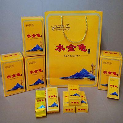 武夷山水晶龟大红袍岩茶浓香型熟茶一份4大盒一大盒10小包,总共40小包