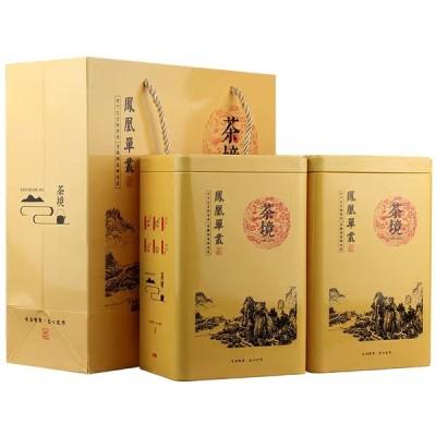 凤凰单枞茶蜜兰香 单枞茶 凤凰单丛 潮州凤凰茶 春茶浓香单丛茶叶