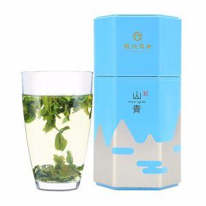 新茶徽六绿茶六安瓜片春茶茶叶清香特级瓜片50g山青系列罐装