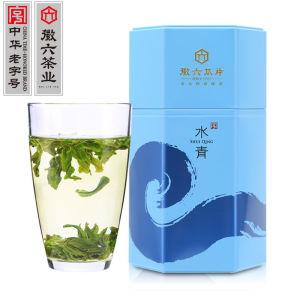 徽六茶叶绿茶原产地六安瓜片春茶高山口粮茶散装250g罐装一级