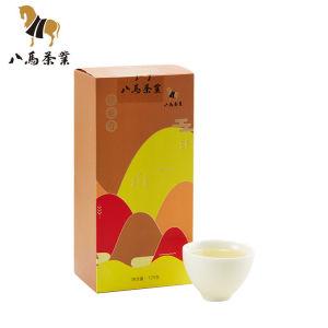 铁观音2020八马茶业 福建安溪铁观音乌龙茶茶叶 盒装125g