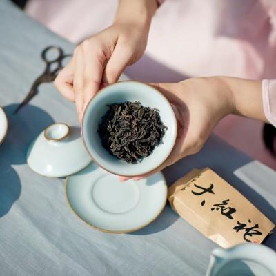 2019新茶上市 正岩 花香大红袍 特级大红袍茶叶 武夷岩茶500克