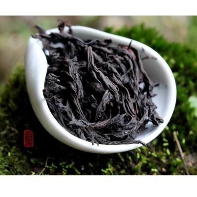 新茶武夷山特级大红袍茶叶武夷岩茶正岩肉桂浓香型500g