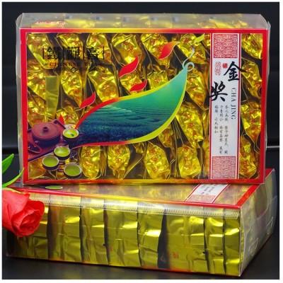 安溪乌龙茶茶叶批发浓香铁观音新茶pc装 一盒32包半斤装工作茶