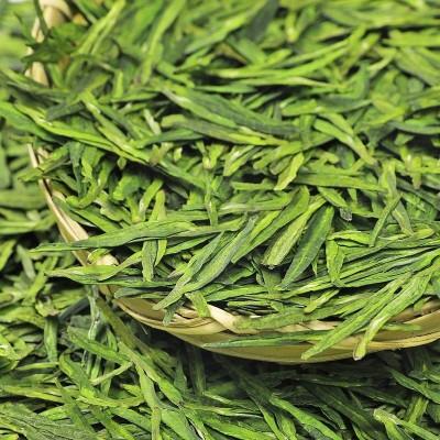 【大份量500克】2020新茶雨前龙井茶 特级浓香型龙井绿茶高山茶叶