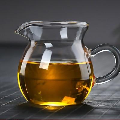 茶海/公道杯/玻璃茶海/高硼硅玻璃茶海/耐热玻璃茶海/玻璃公道杯/茶杯
