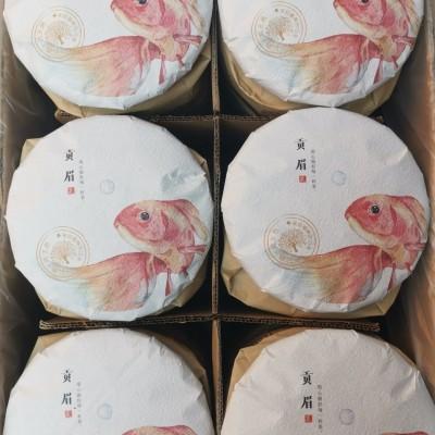 10饼捡漏,2011年一级贡眉规格:350克