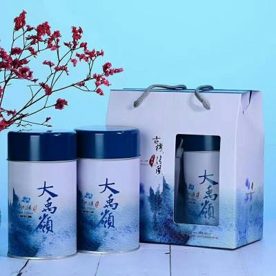 台湾大禹嶺高冷茶,入口清扬细腻,花果香独特,落喉甘滑韵味饱满