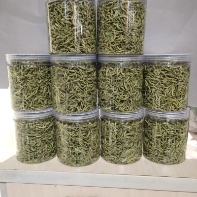 金银花茶无硫纯天然烘干绿色金银花茶50克装精品茶