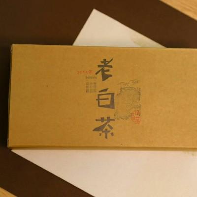 2016老白茶砖,400克/砖,醇厚回甘