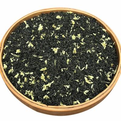茉莉花茶2020蒙顶山茶,花毛峰浓香型500g