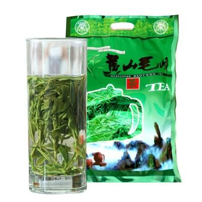 黄山毛峰250g绿茶2020新茶特级茶叶散装安徽手工炒青野茶雨前毛尖