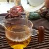 福鼎白茶饼干茶叶2018年老白茶陈年高山寿眉贡眉300克袋装48片小饼